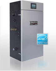 Burnham Alpine Gas Boiler