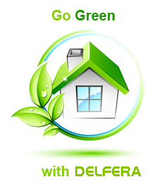 GO Green with DELFERA